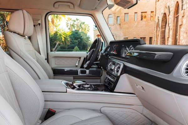 Win This ₦105m Mercedes G-Wagon For As Little As ₦3,810 - autojosh