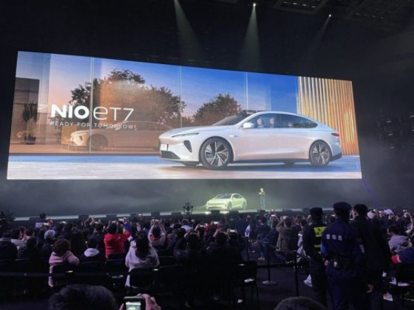 Meet 2022 Nio ET7, All-electric Chinese Sedan Designed To Rival Model S And The Taycan - autojosh