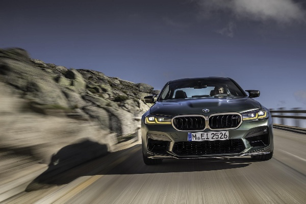 2022 BMW M5 CS Debut As The Fastest And Most Powerful Production BMW Ever - autojosh
