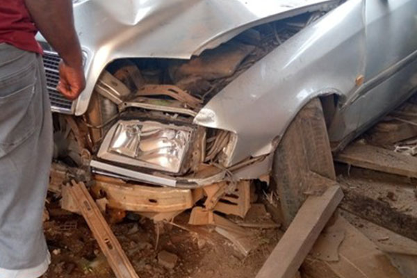 Two Persons Died In Accident In Ondo After Mercedes Ram Into Motorcycle - autojosh