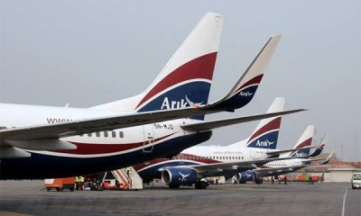Debt-ridden Arik Air Silent On AMCON's Plans To Use Its Planes To Launch New International Airline - autojosh