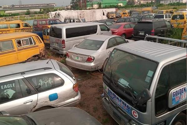 Impounded Vehicles