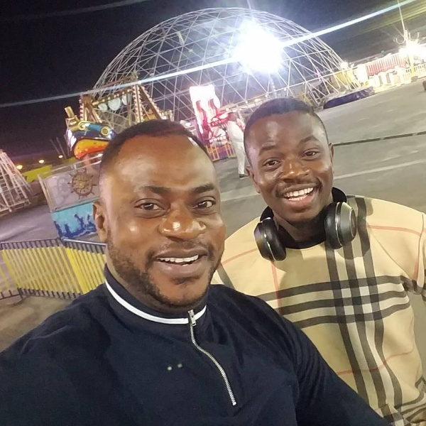 Nollywood Star Odunlade Adekola Gifts Younger Brother And Actor Jethro A Toyota Camry - autojosh