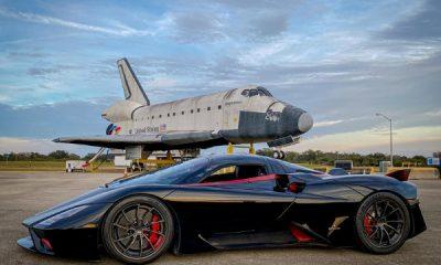 1,750hp SSC Tuatara Sets New Speed Record Of 282.9 mph, Becomes World's Fastest Production Car - autojosh