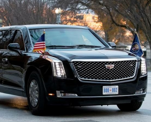 Joe Biden Sworn In As 46th US President, Gets Keys To $1.5m Armoured Limousine AKA The Beast - autojosh