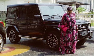 Actress Liz Anjorin Buys Mercedes-Benz G-Wagon - autojosh