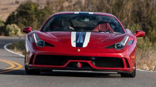AddArmor $625,000 Ferrari 458 Speciale Is The World's Fastest Bulletproof Car - autojosh