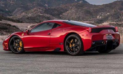 AddArmor $625,000 Ferrari 458 Speciale Is The World's Fastest Bulletproof Car - autojosh
