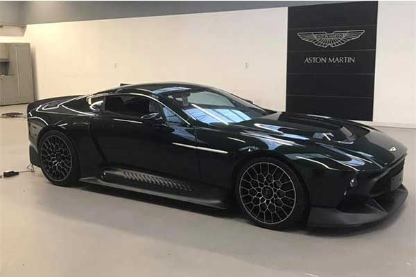 Aston Martin Launches One-Off Victor Sports Car For A Single Owner