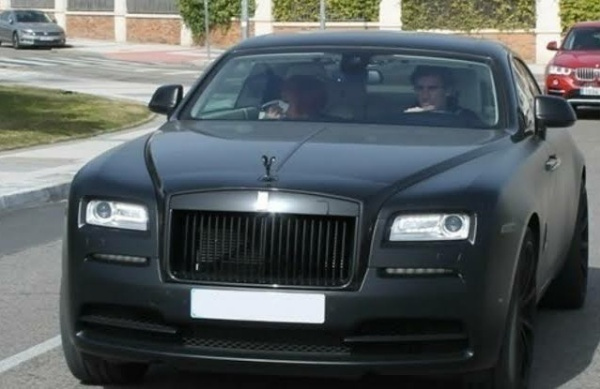2 Rolls-Royces, Ferrari, McLaren, Check Out Cars That Barca Star Antoine Griezmann Drives - autojosh
