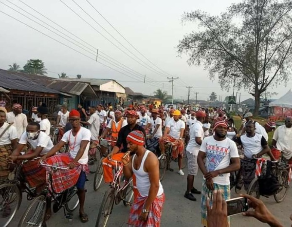 """Check Out The New Year Cruise During """"Bicycle Carnival"""" In Cross Rivers - autojosh"""
