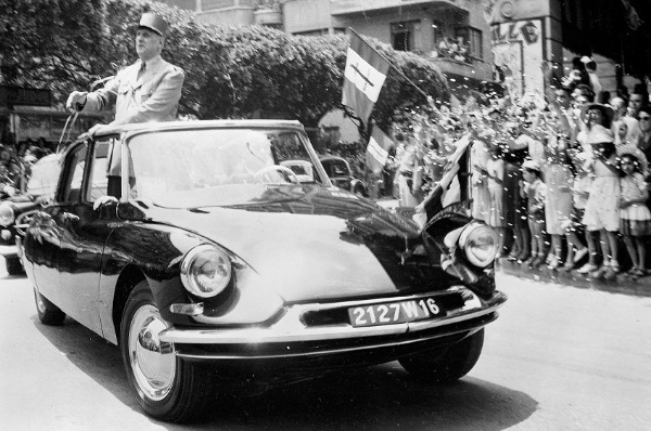 How French President Was Saved By Citroen DS Despite Gunmen's 140 Bullets For Accepting Algerian Independence - autojosh
