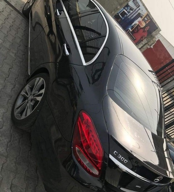 Comedian Sirbalo Buys Mercedes C-Class Weeks After Crashing His Lexus RX 350 SUV - autojosh