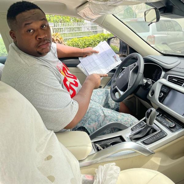 Cubana Chief Priest Buys Geely Emgrand X7 Sport SUV From Mikano - autojosh