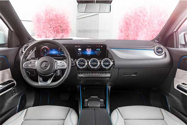 Introducing The 2021 Mercedes-Benz EQA Electric Compact SUV