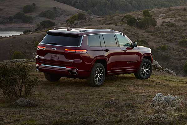 Jeep Launches The 2021 Grand Cherokee L And Its Luxurious