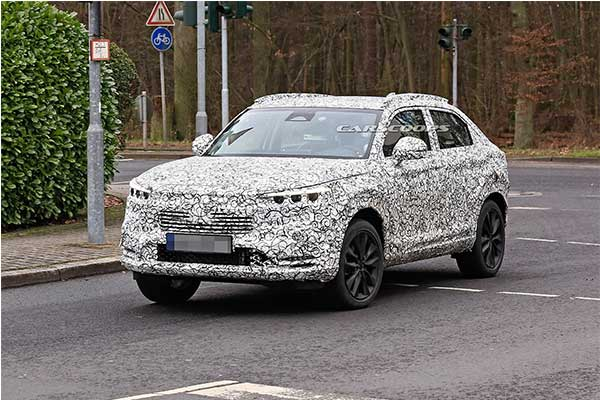 Honda HR-V To Be Replaced This Year As Spy Photos Filters In Europe