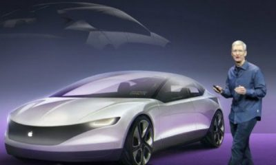 "Hyundai Confirms Talks With Apple To Build Its ""Apple Car"", Records Highest Daily Profit In 33 Yrs - autojosh"