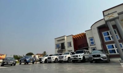 """Hustle Hard"", Kantanka Motors CEO Says, Shows Off His Luxury Cars, Including G-Class And Lexus LX 570 - autojosh"