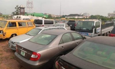 LASG Gets Court Order To Auction 88 Impounded Vehicles - autojosh