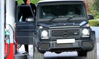 Liverpool Star Virgil van Dijk Fined After Being Caught Speeding In His Mercedes G-Wagon - autojosh