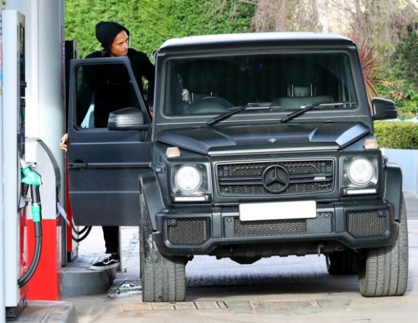 Liverpool Star Virgil van Dijk Fined After Being Caught Speeding In His Mercedes G-Wagon - autojosh