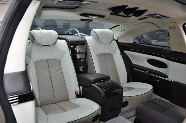 This Bespoke Xenatec Maybach 57S Coupe Ordered By Muammar Gaddafi Is Up For Sale For $1.16m - autojosh