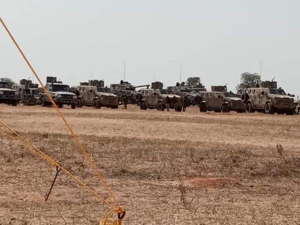 Boko Haram Destroy Nigerian Army Newly Acquired Phantom II Armoured Personnel Carriers APC - autojosh