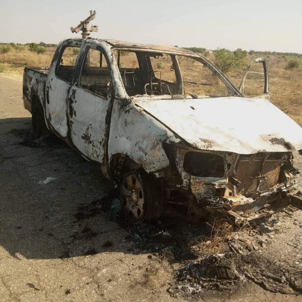 Nigerian Troops Kills Dozens Of Boko Haram Terrorists, Destroys 7 Gun Trucks - autojosh