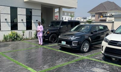 Super Eagles Star Ogenyi Onazi Flaunts His Rides, Including Mercedes G-wagon, Range Rover - autojosh