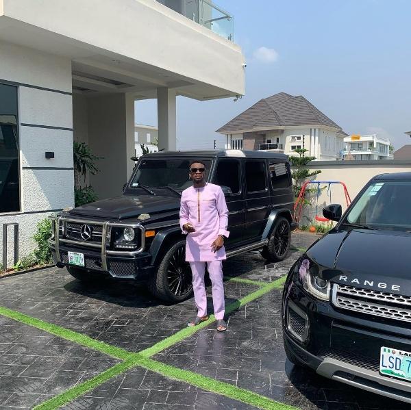 Super Eagles Star Ogenyi Onazi Flaunts His Rides, Including Mercedes G-wagon, Range Rover - autojosh