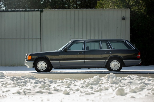 This One-off Luxury S-Class Wagon That Mercedes-Benz Refused To Make Is Up For Sale - autojosh
