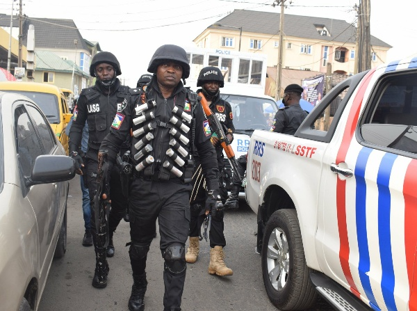 Police Lagos Command To Impound Vehicles With ESCORT, PILOT, SPY As Plate Numbers - autojosh