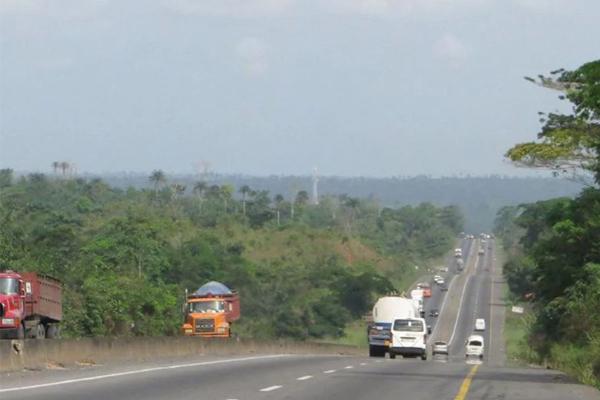 Kaduna-Kachia Road