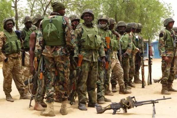 Soldiers Beat Up VIO Operatives For Impounding Colleague's Car