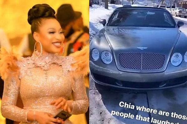 Nigerian celebrities