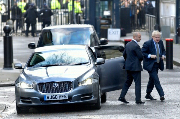 UK PM's Armoured Jaguar XJ Sentinel Could Be Replaced With German-made BMW Or Mercedes Car - Here Is The Reason Why - autojosh