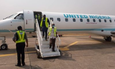 "New Carrier ""United Nigerian Airline"" Launches, Makes Enugu Its Operation Base - autojosh"