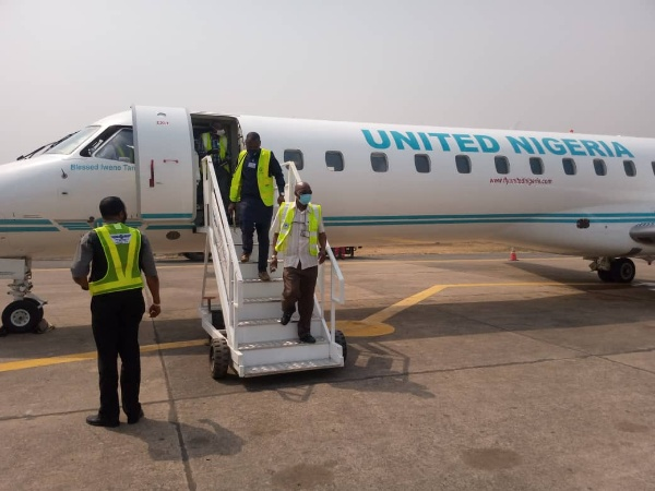 """New Carrier """"United Nigerian Airline"""" Launches, Makes Enugu Its Operation Base - autojosh"""