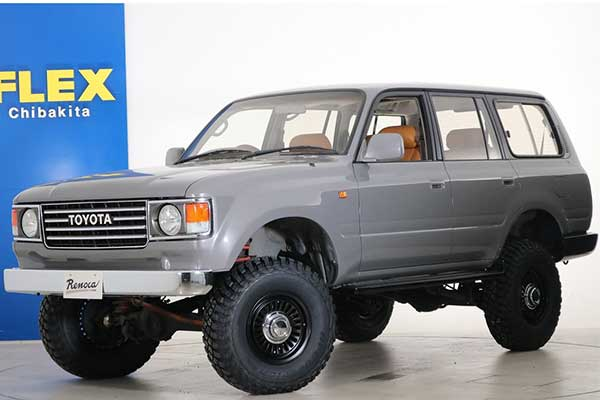 Check Out This Series 80 Land Cruiser With The Face Of The Series 60