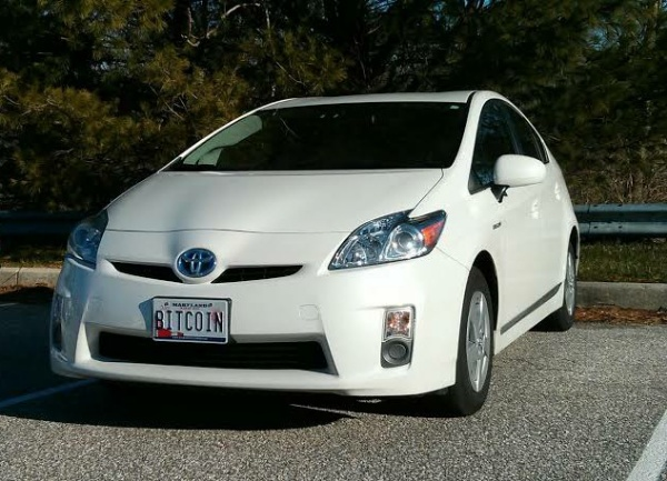 1000 Bitcoin Used To Buy This Toyota Prius In 2013 Is Now Equivalent To Almost $48.6m Today - autojosh