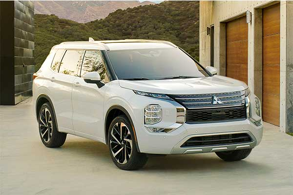 2022 Mitsubishi Outlander Unveiled, Now A 7 Seater SUV With Bigger Proportions