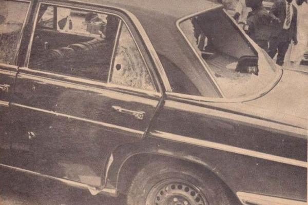 It's Been 45 yrs Since Murtala Mohammed Was Fatally Shot In His Unarmoured Mercedes-Benz W115 Limousine - autojosh