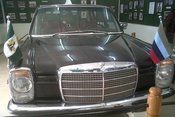 It's Been 45-yrs Since Murtala Mohammed Was Fatally Shot In His Unarmoured Mercedes-Benz W115 Limousine - autojosh