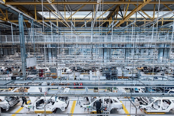 50-Millionth Mercedes-Benz Car, A Maybach S-Class, Just Rolled Off The Assembly Line - autojosh