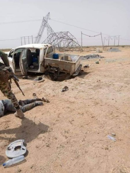 5 Electricity Workers Injured After Their Vehicle Hit Improvised Explosive Device (IED) Planted By Boko Haram - autojosh