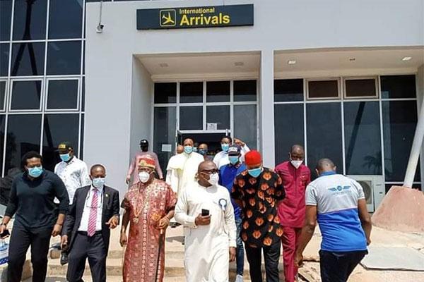 Anambra Govt Hails, Felicitates With Dr Obiora Okonkwo On The Launch Of United Nigeria Airlines - autojosh