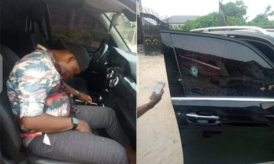 Gunmen Assassinate Man In His Mercedes In Broad Daylight In Warri, Spares Others - autojosh