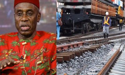 Kano-Maradi Rail Project Will Cost $1.9 Billion, Amaechi - autojosh