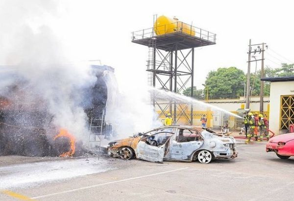 LASEMA Simulates Multiple Road Traffic Accident For Better Emergency And Disaster Management - autojosh